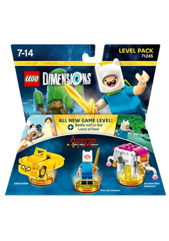 LEGO Dimensions: Adventure Time - Level Pack 71245 -
