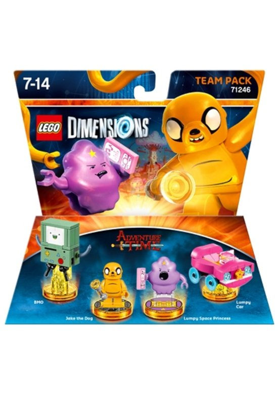 LEGO Dimensions: Adventure Time - Team Pack 71246 -