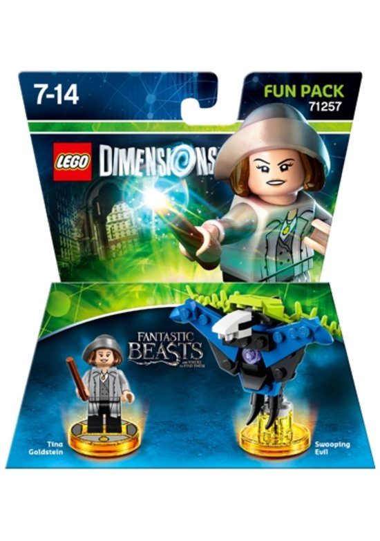 LEGO Dimensions: Fantastic Beasts - Fun Pack 71257 -