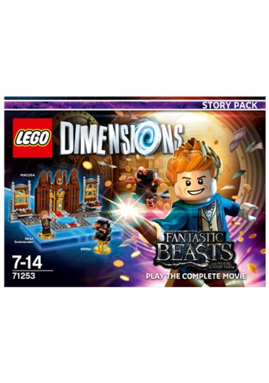 LEGO Dimensions: Fantastic Beasts - Story Pack 71253 -