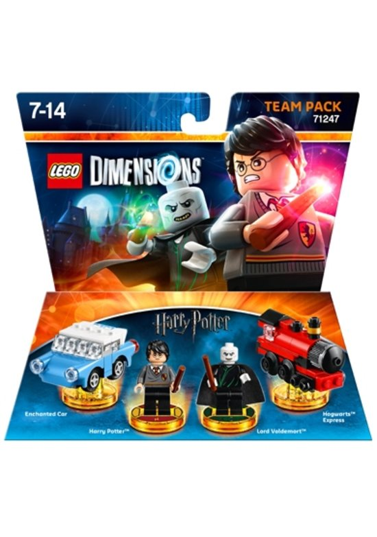 LEGO Dimensions: Harry Potter - Team Pack 71247 -