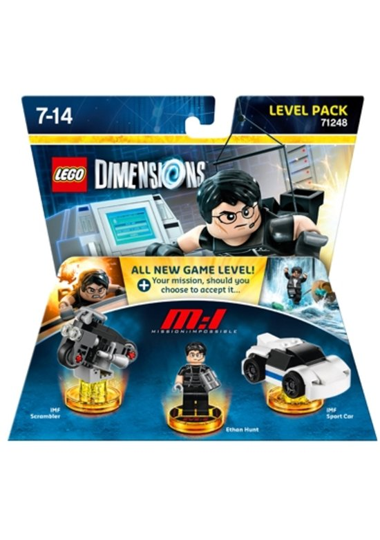 LEGO Dimensions: Mission Impossible - Level Pack 71248 -