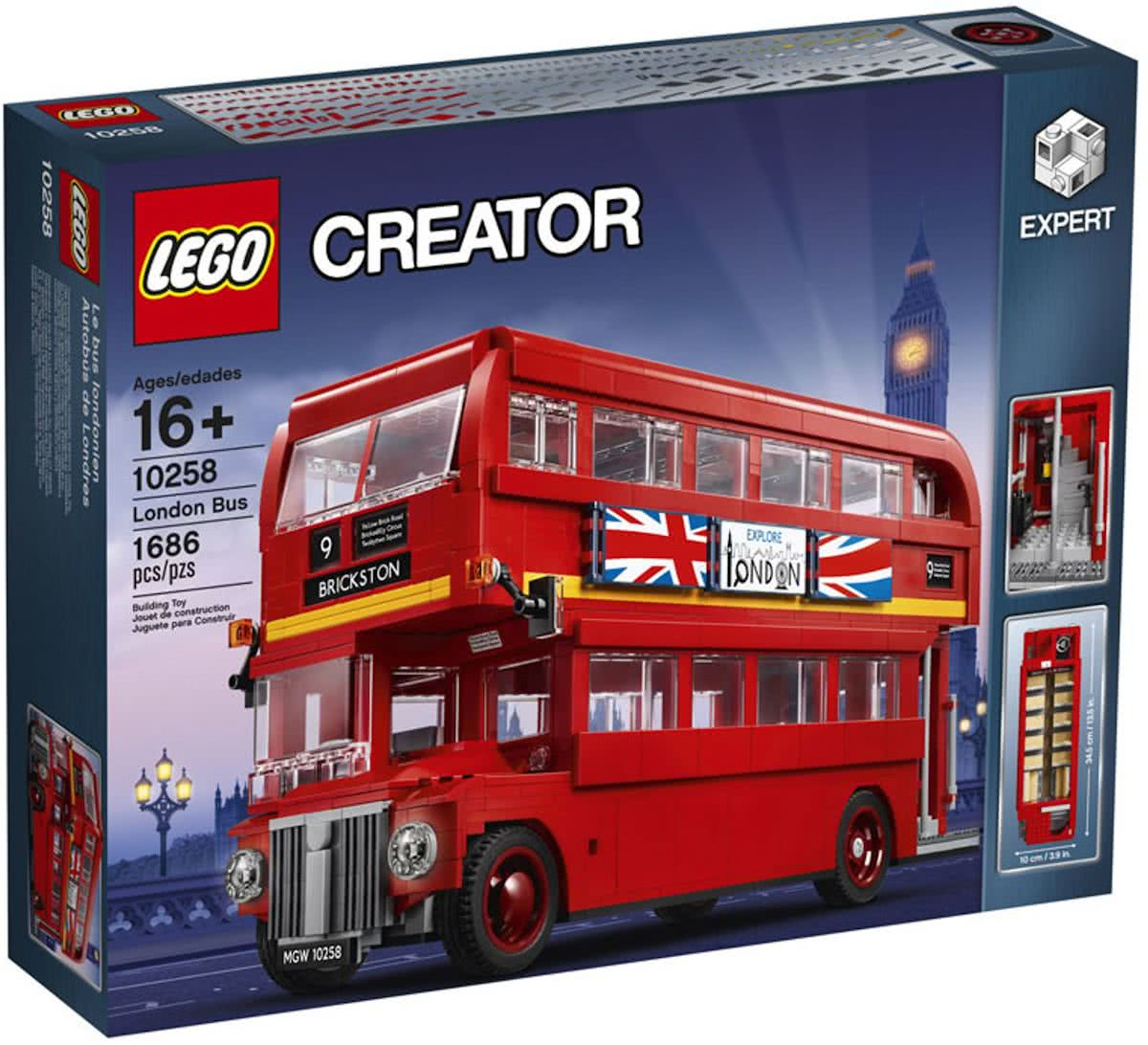 10258 LEGO Creator London Bus