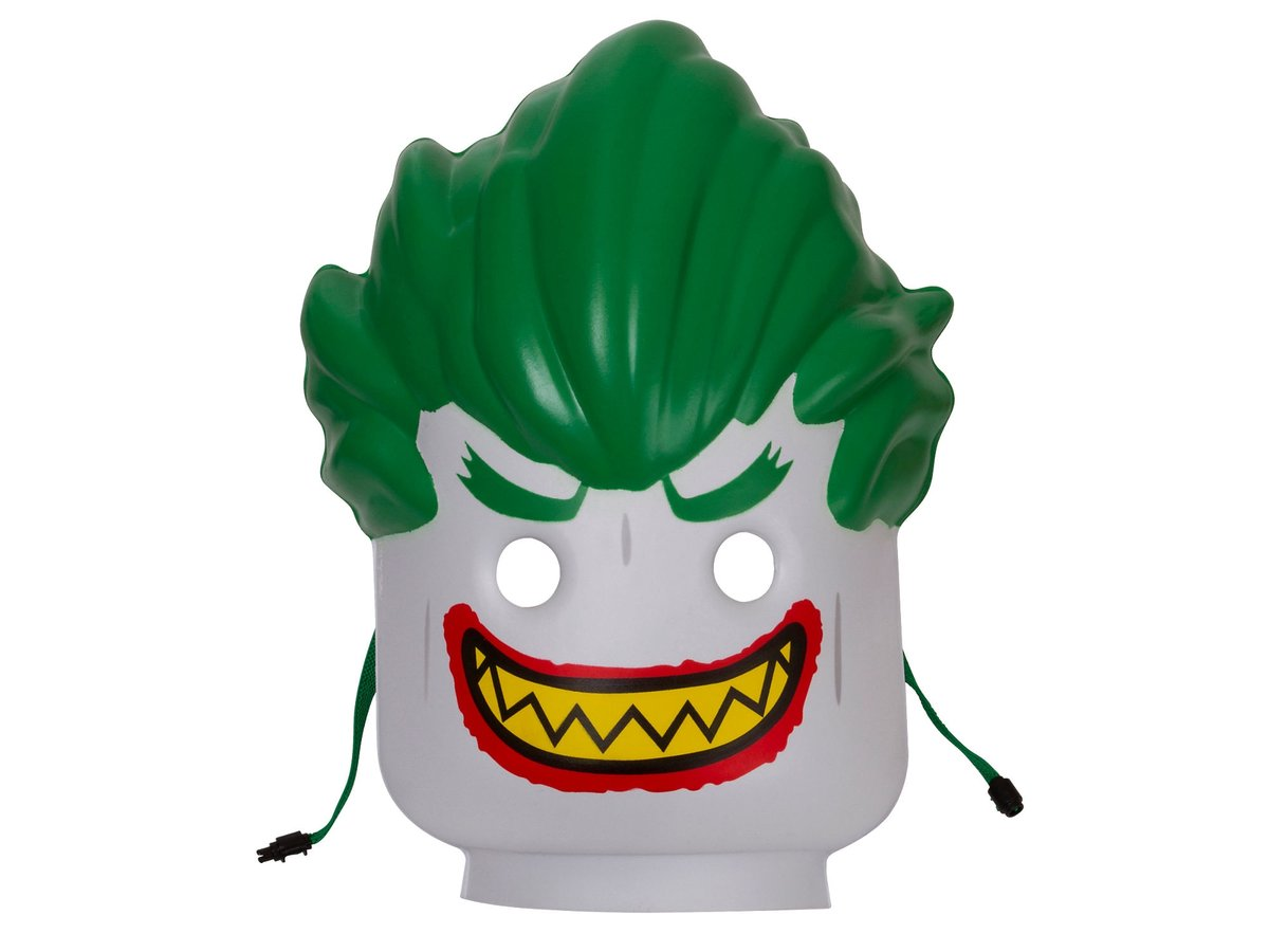 LEGO Batman Movie The Joker Mask bouwset