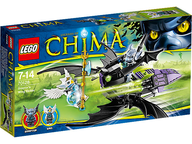 LEGO Chima Braptors Wing Striker 70128