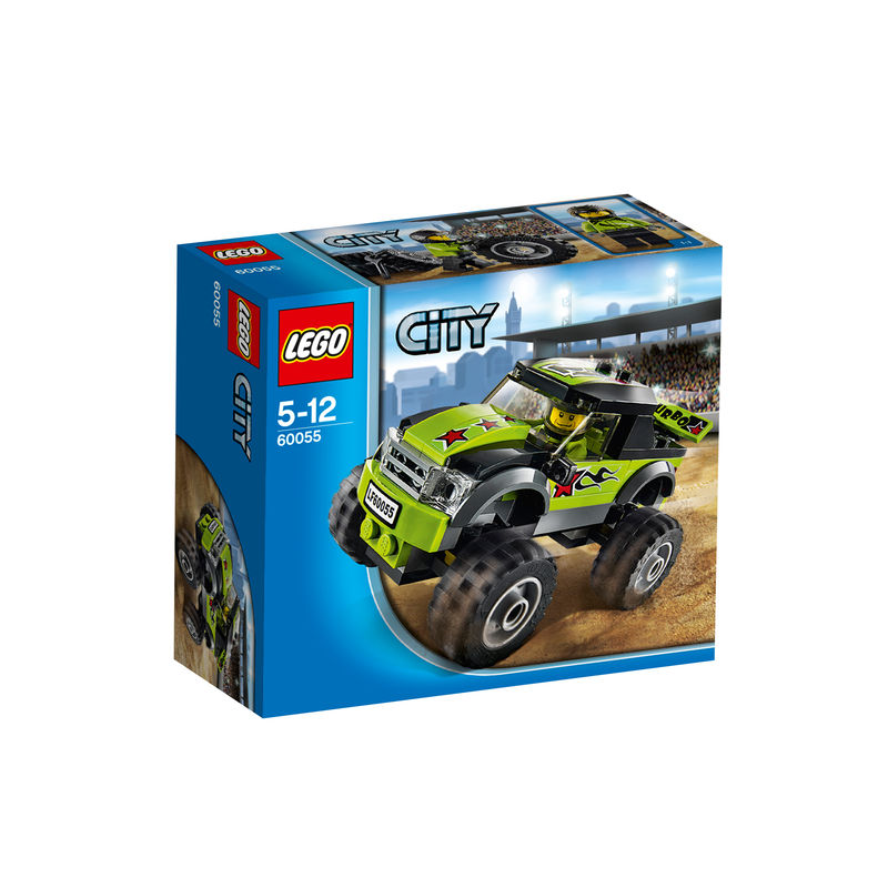 LEGO City Monstertruck 60055