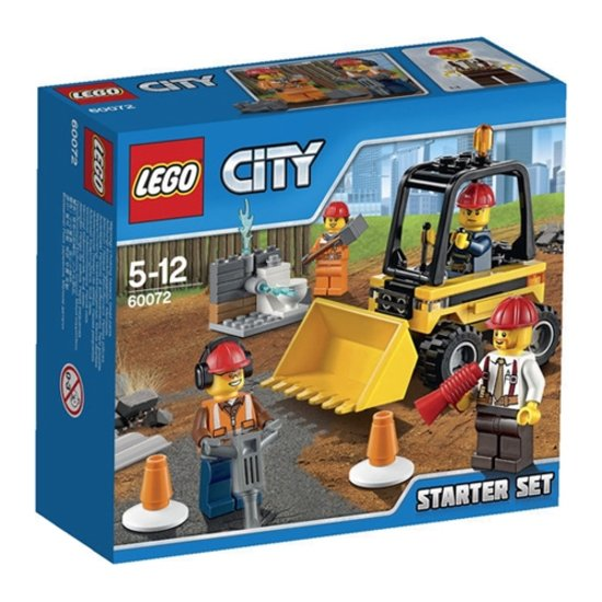 LEGO City Sloop Startset 60072