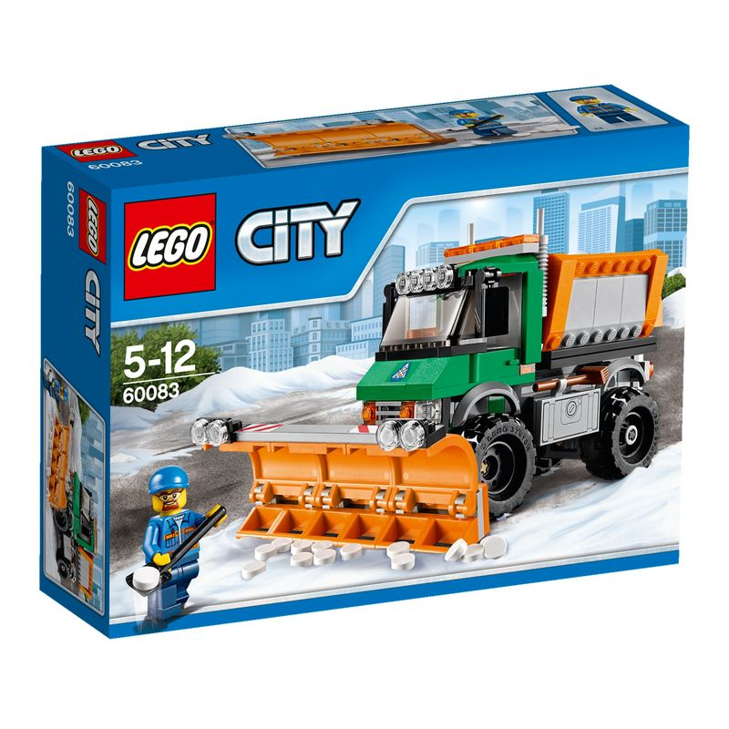 LEGO City Sneeuwtruck 60083