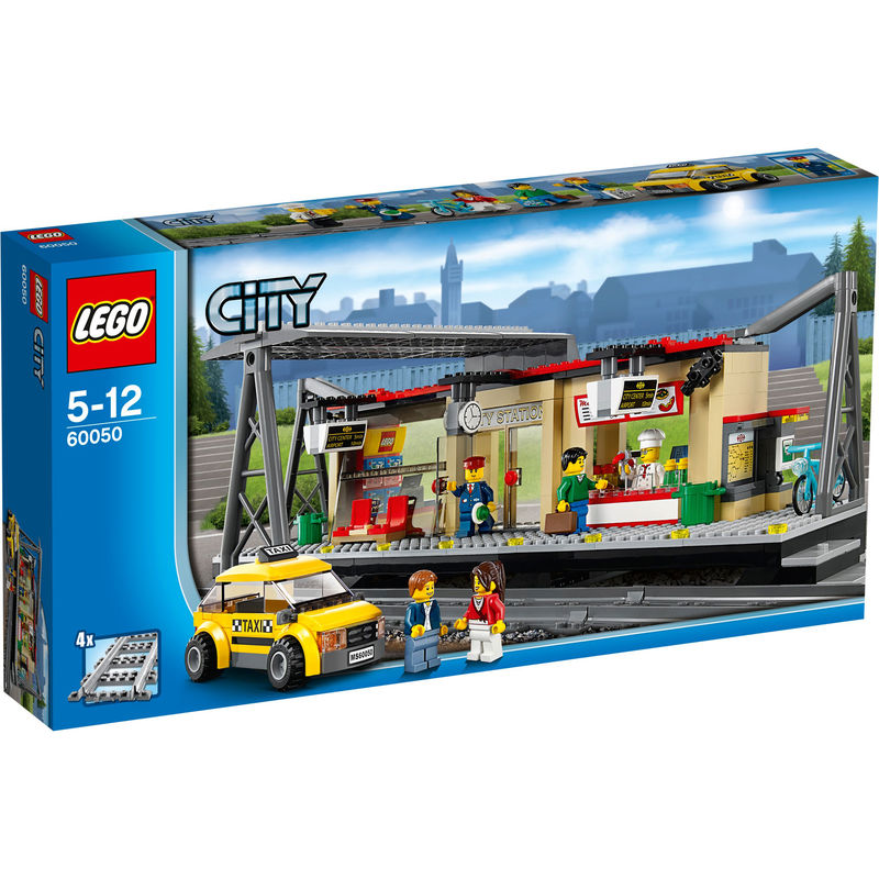 LEGO 60050 City Treinstation