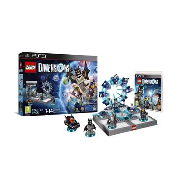 LEGO Dimensions Starter Pack voor PS3 71170