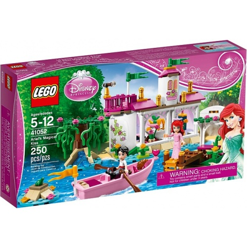 LEGO Disney Princess Ariels Magische Kus 41052