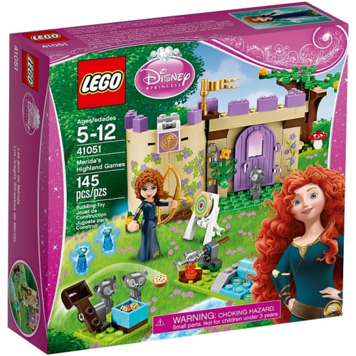LEGO Disney Princess Merida`s Highland Spelen 41051