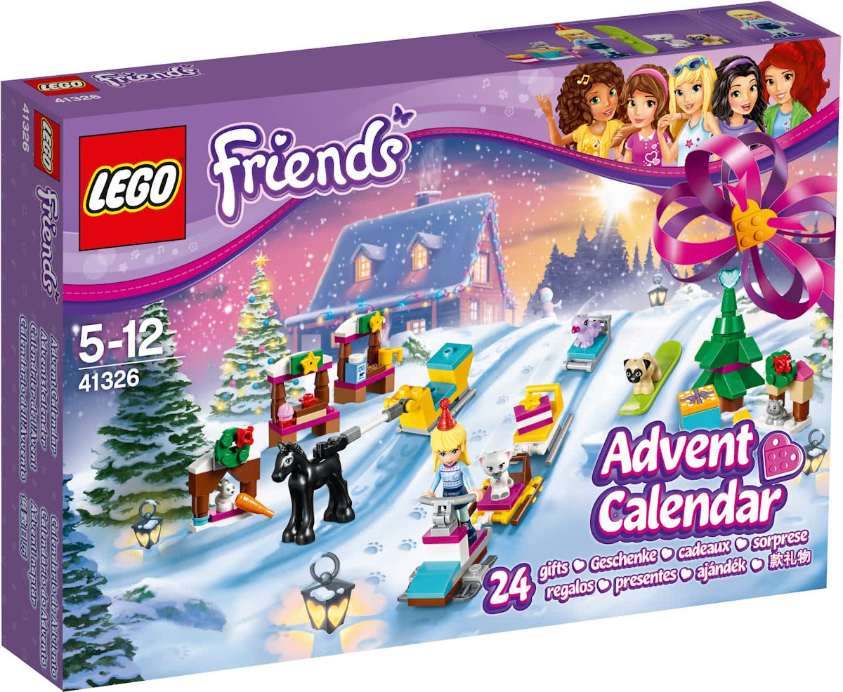 41326 LEGO Friends Adventkalender