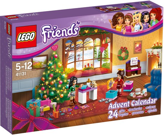 LEGO Friends Adventskalender - 41131