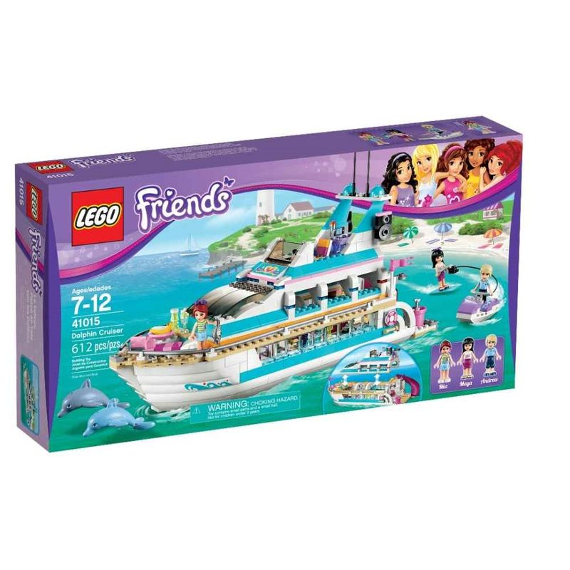LEGO Friends Dolfijn cruiser 41015