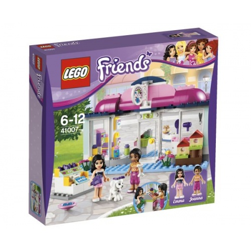 LEGO Friends Heartlake Dierensalon 41007