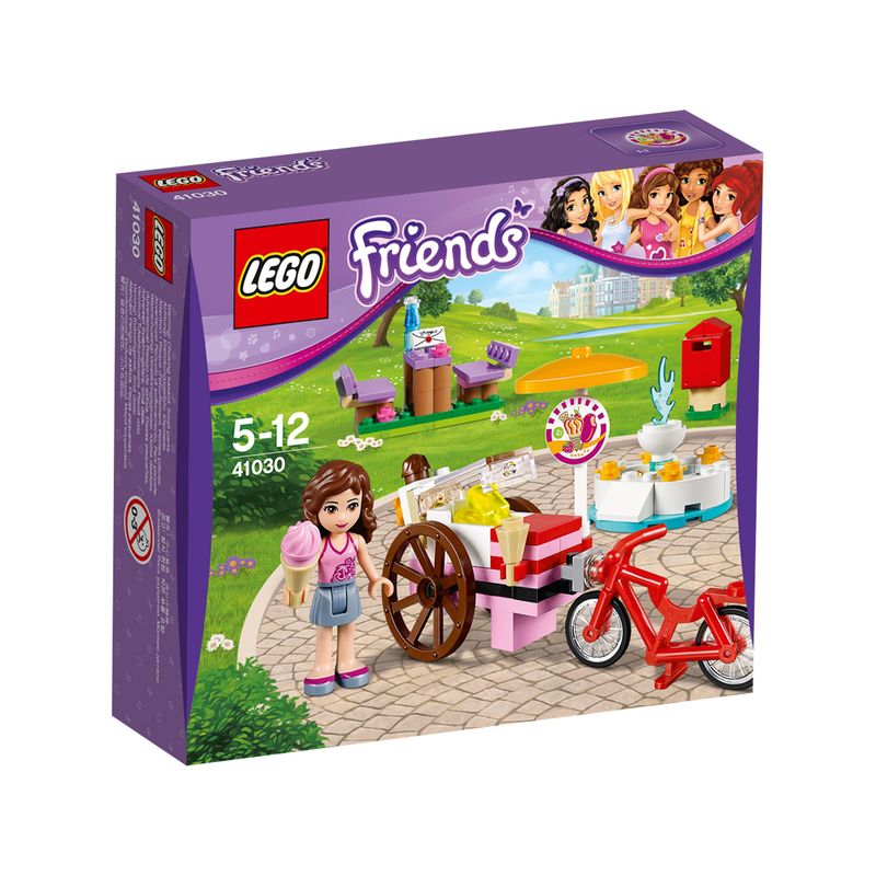 LEGO Friends Olivias ijskar 41030