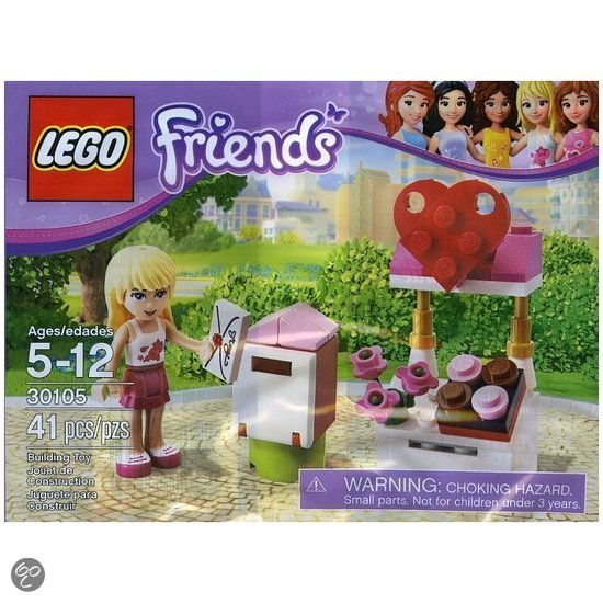 LEGO Friends Post voor Stephanie - 30105