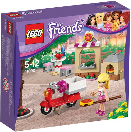 LEGO Friends Stephanie's Pizzeria - 41092