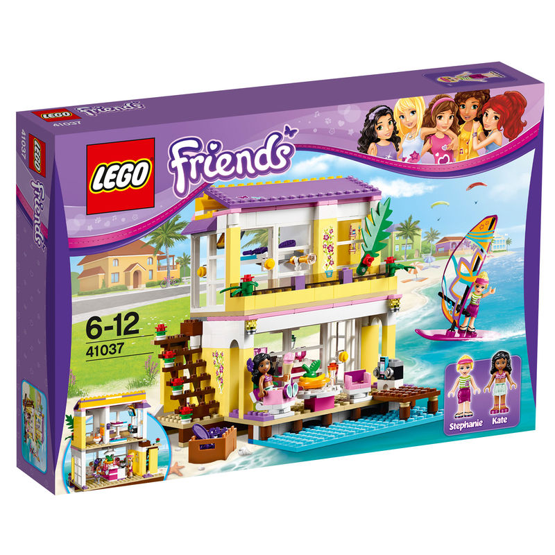 LEGO Friends Stephanies Strandhuis 41037