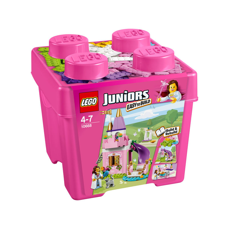 LEGO Juniors Prinses Speelkasteel 10668