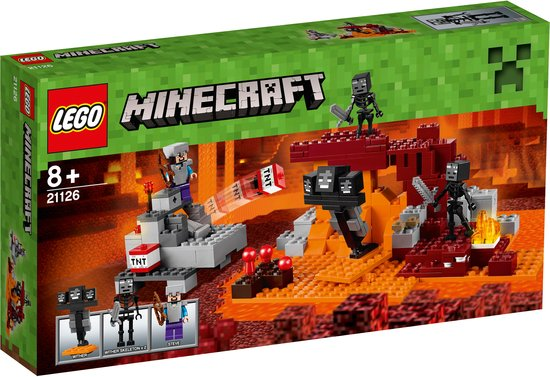 LEGO Minecraft De Wither - 21126