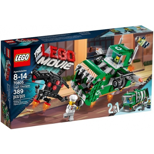 LEGO Movie Afvalkraker 70805