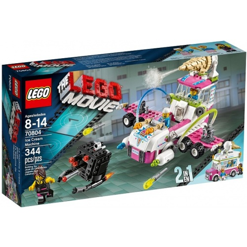 LEGO Movie IJsmachine 70804