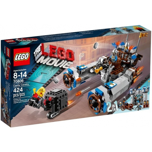 LEGO Movie Kasteelcavalerie 70806