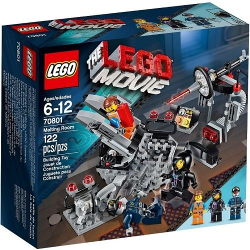 LEGO Movie Smeltkamer 70801