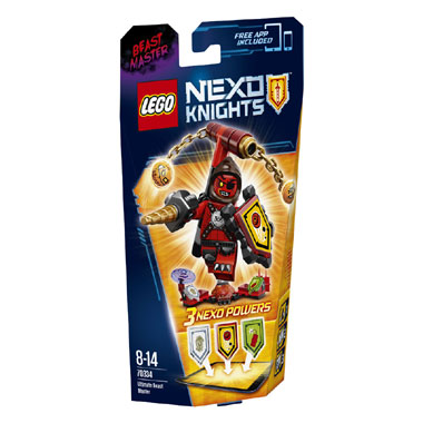 LEGO Nexo Knights Ultimate Monster Meester 70334