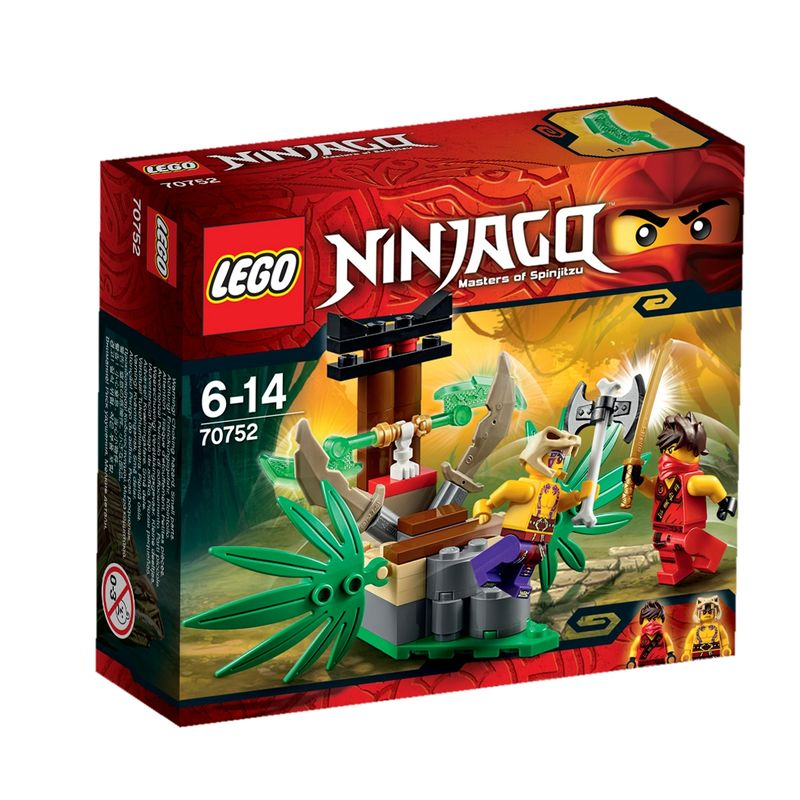 LEGO Ninjago Jungle Valstrik 70752