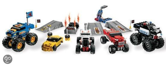 LEGO Racers Monster Crushers - 8182