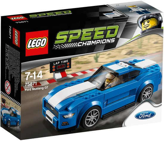 Ford Mustang GT - 75871