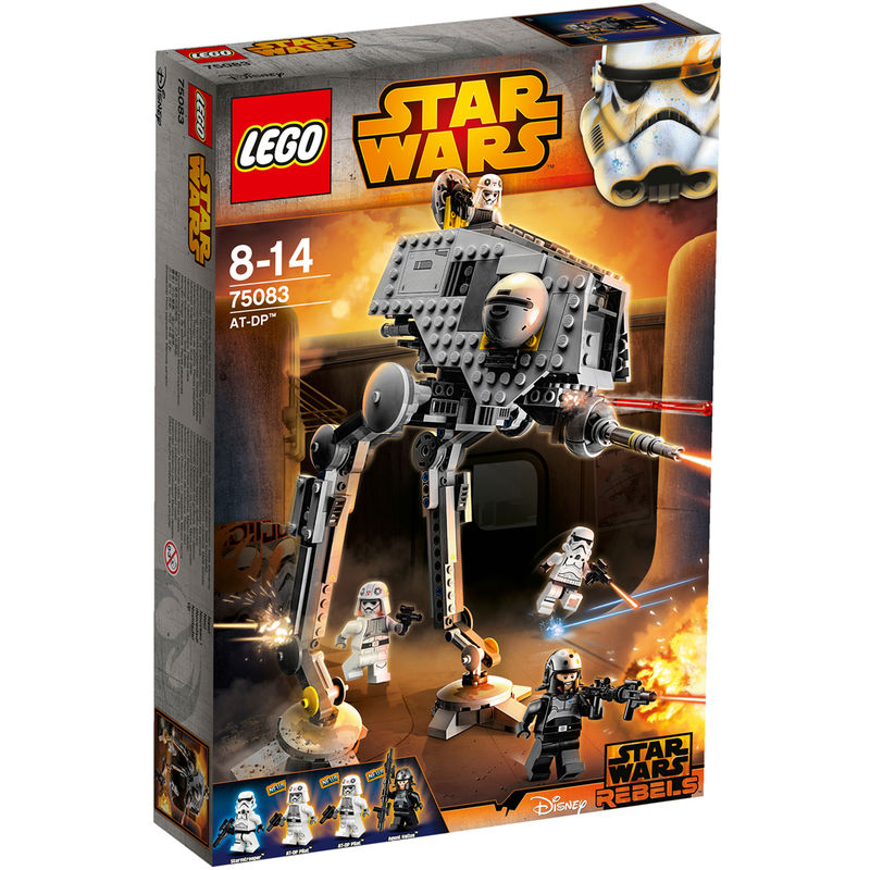 LEGO Star Wars AT-DP Pilot 75083