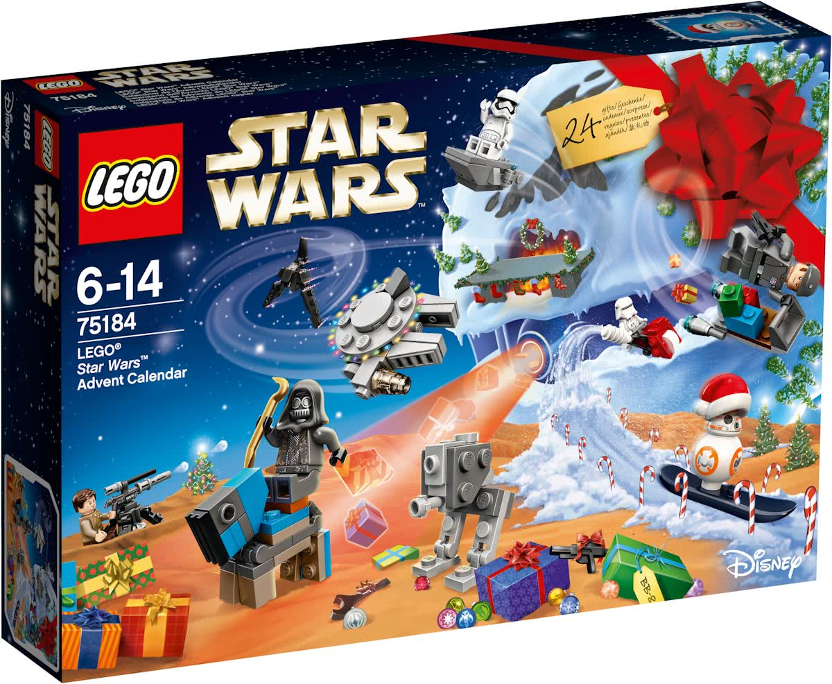 75184 LEGO Star Wars Adventkalender