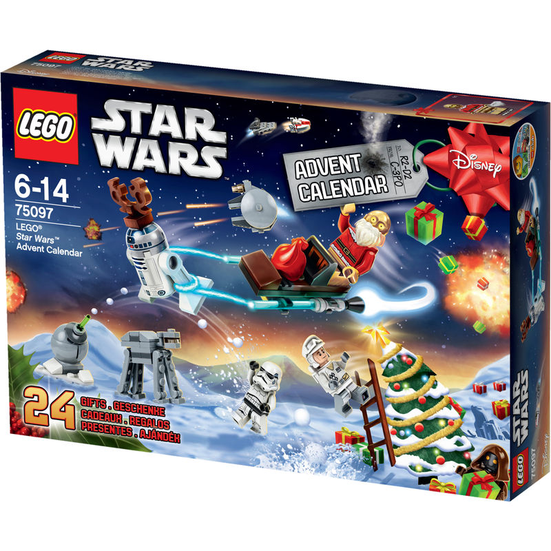 LEGO Star Wars Adventkalender 75097