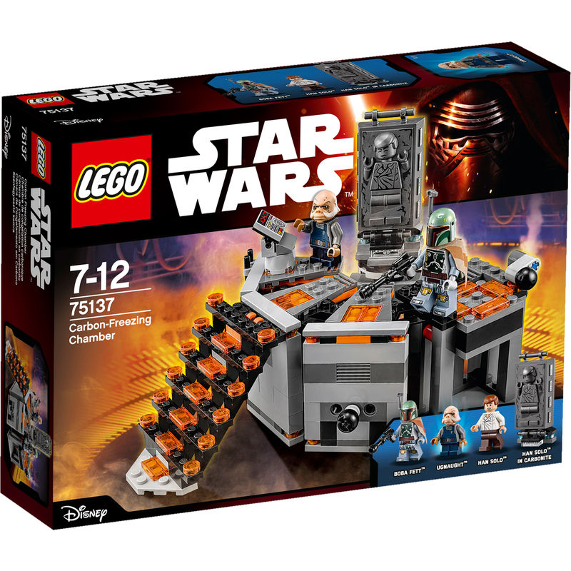 LEGO Star Wars Carbon Vriesruimte 75137