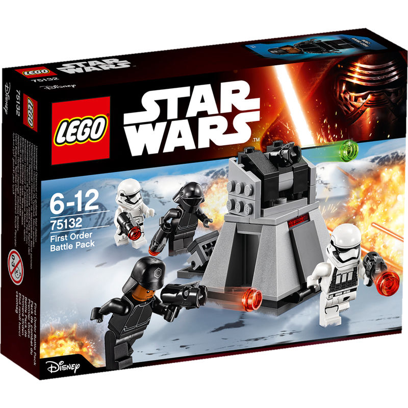 First Order Battle Pack 75132