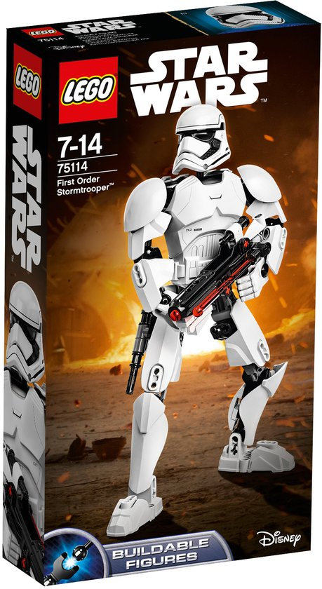 LEGO Star Wars First Order Stormtrooper - 75114