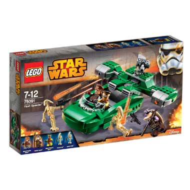 Flash Speeder 75091