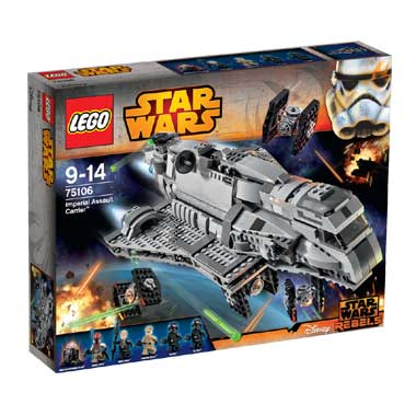 LEGO Star Wars Imperial Assault Carrier 75106