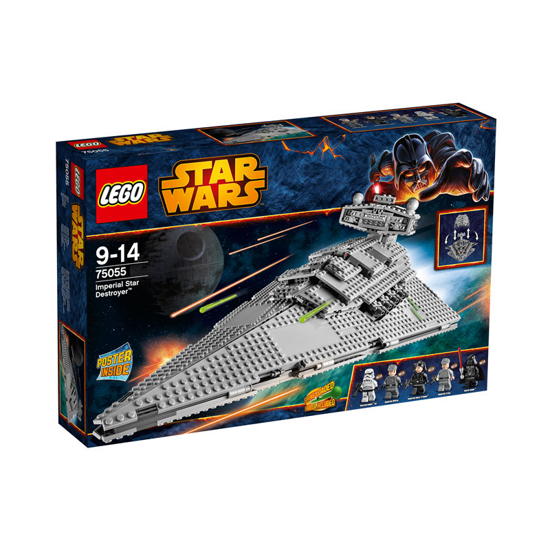 Imperial Star Destroyer 75055