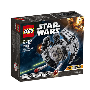 TIE Advanced Prototype 75128