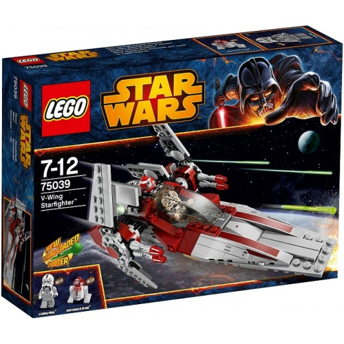 V-Wing Starfighter 75039