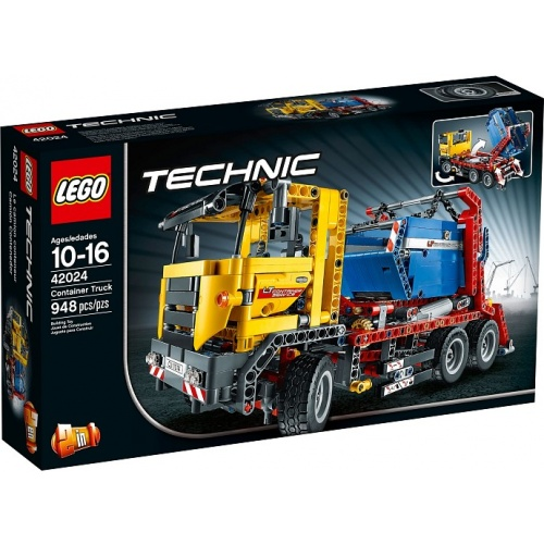 LEGO Technic Containertruck 42024