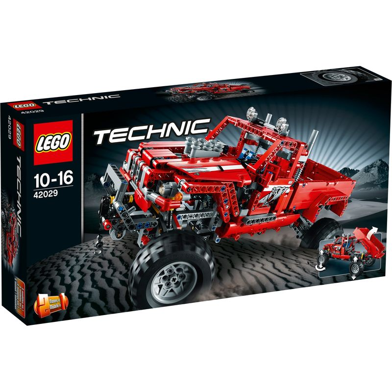 LEGO Technic Custom Pick-up 42029