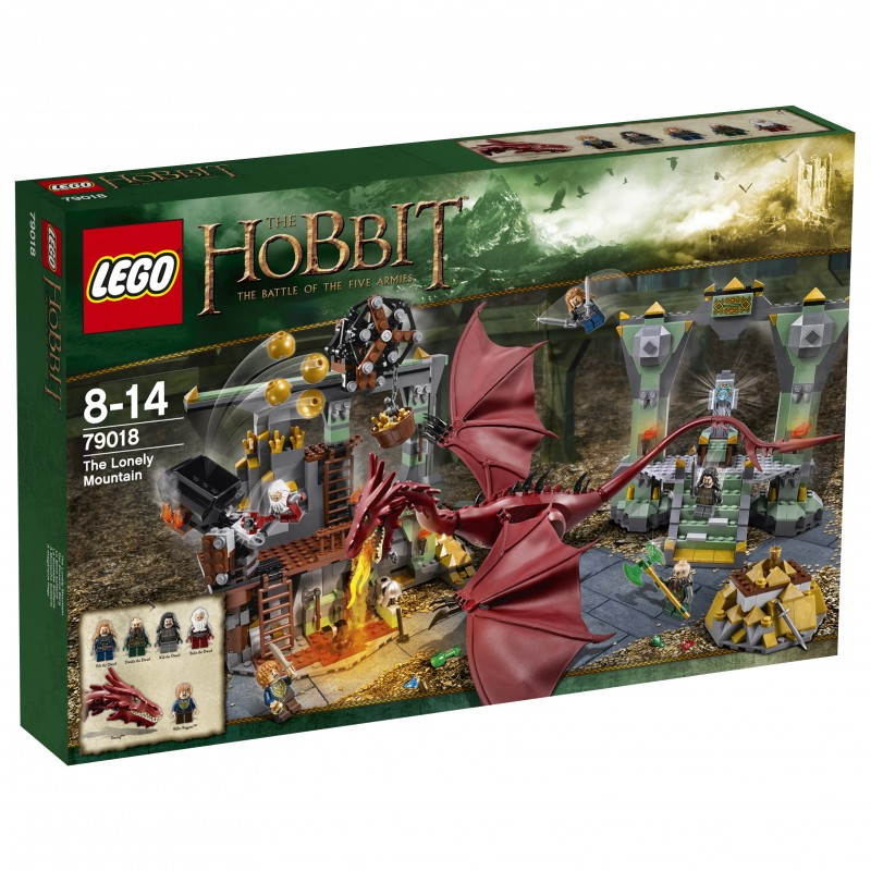 LEGO The Hobbit De Eenzame Berg 79018