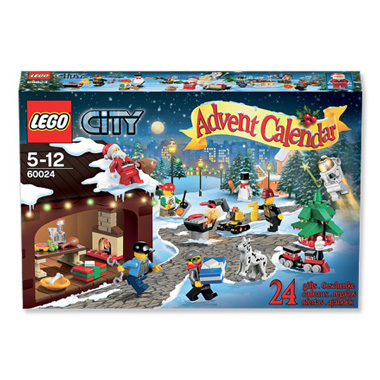 Lego City Adventskalender 60024