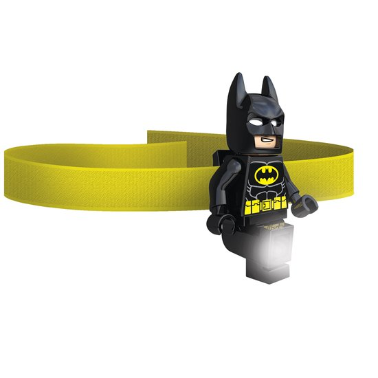 Lego: DC Super Heroes - Batman Head Lamp with batteries